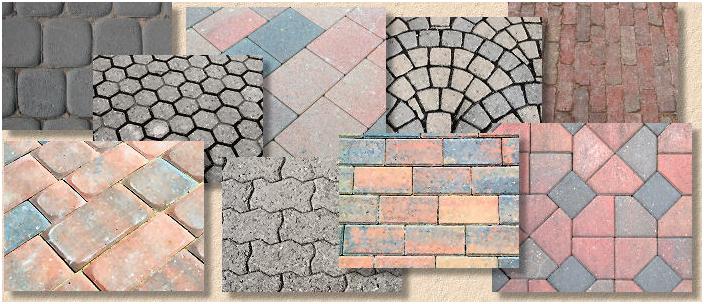 Paving Blok untuk bangunan